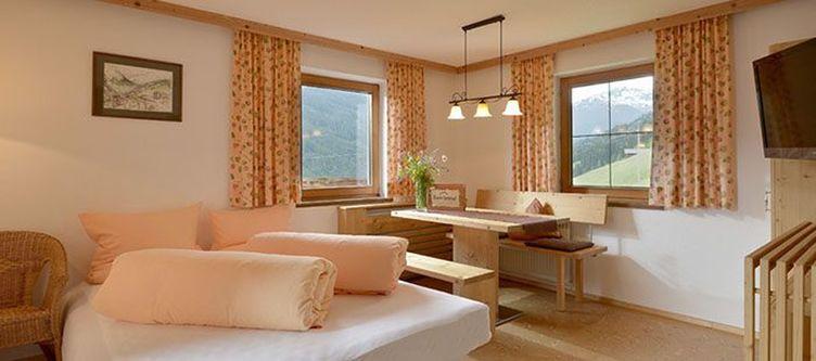 Sonderbichlhof Zimmer Ferienwohnung1