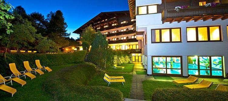 Sonnalp Hotel Abend