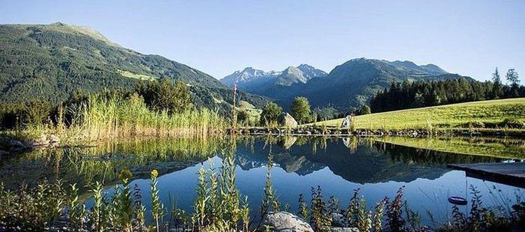 Sonnberghof Schwimmteich