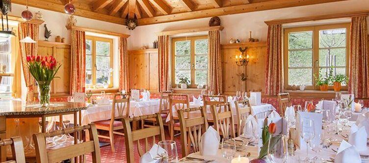 Sonnbichl Restaurant