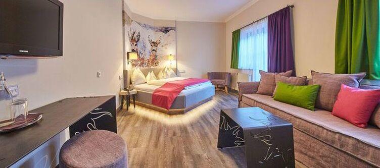 Sonne Zimmer Reiterkogel