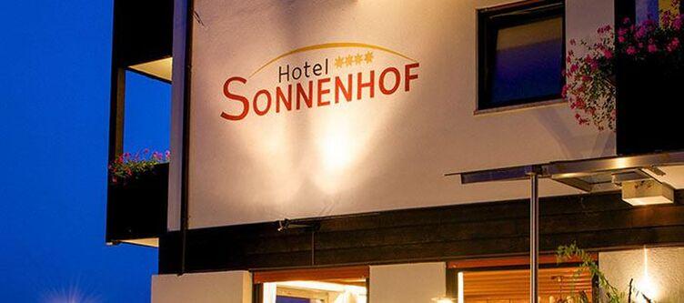 Sonnenhof Hotel Abend2