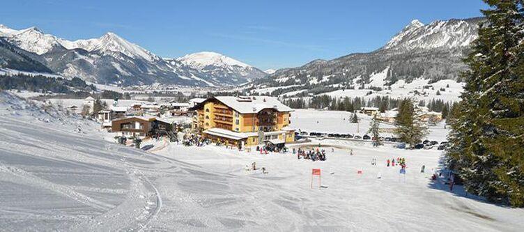 Sonnenhof Hotel Winter3