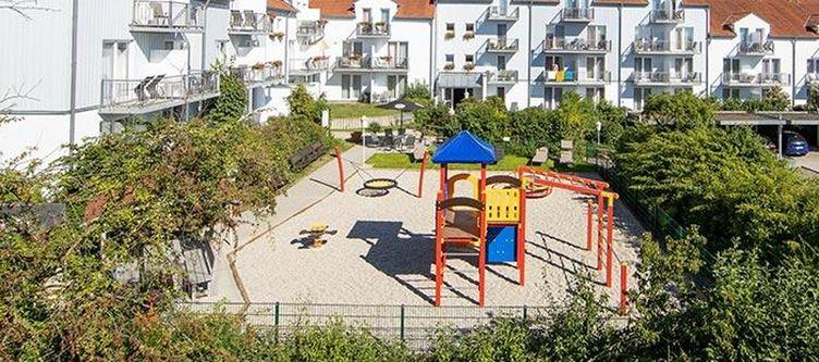 Sonnenhotel Spielplatz
