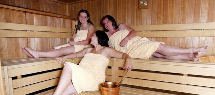 Sonnenhotel Wellness Sauna
