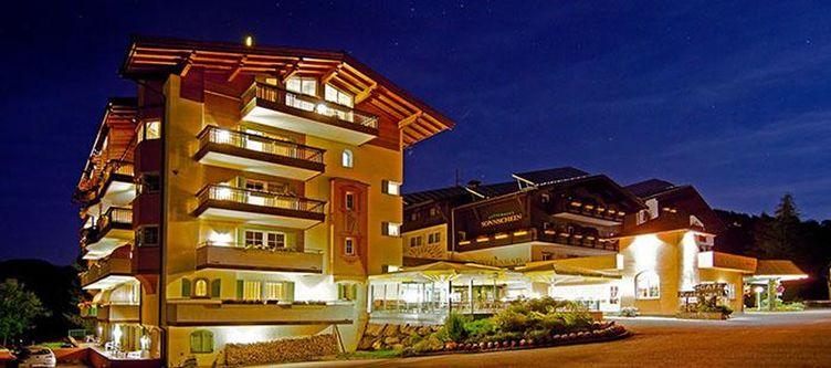 Sonnschein Hotel Abend