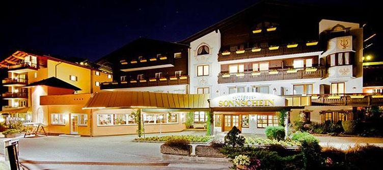 Sonnschein Hotel Abend2