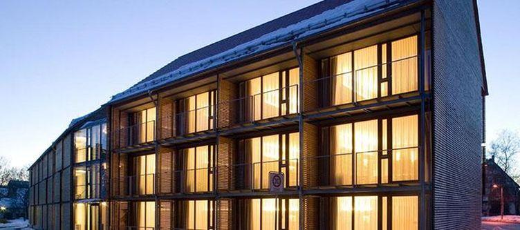 Speidels Hotel Winter