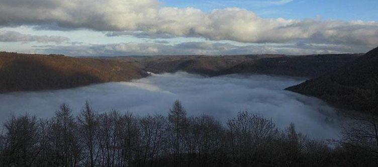 Speidels Panorama Nebel