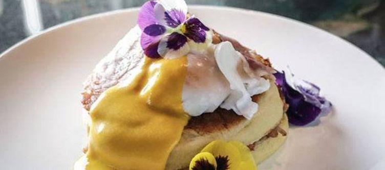Splendido Kulinarik Pancakes