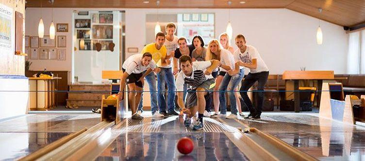 Sporthotelkurz Bowling