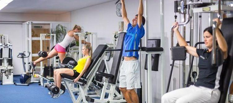 Sporthotelkurz Fitnessstudio