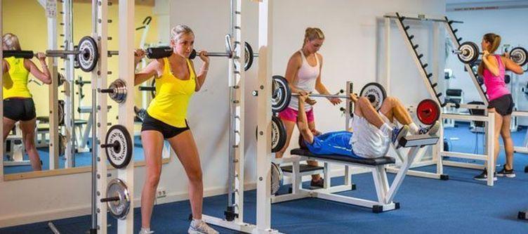 Sporthotelkurz Fitnessstudio2