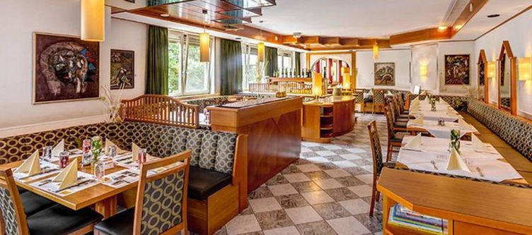 Sporthotelkurz Restaurant