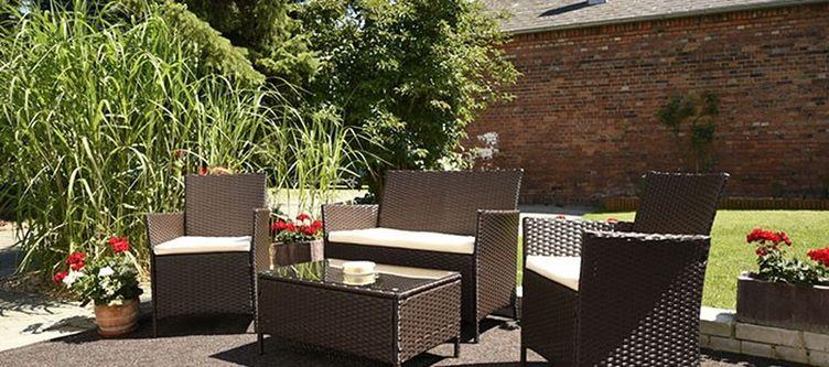 Spreewald Garten Lounge