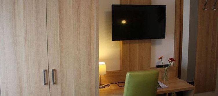 Spreewald Zimmer Fernseher