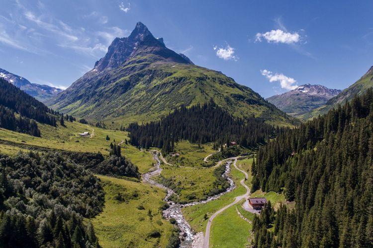 St Anton Am Arlberg E Bike By Greg Snell 1