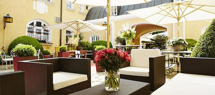 Stangl Hof Lounge