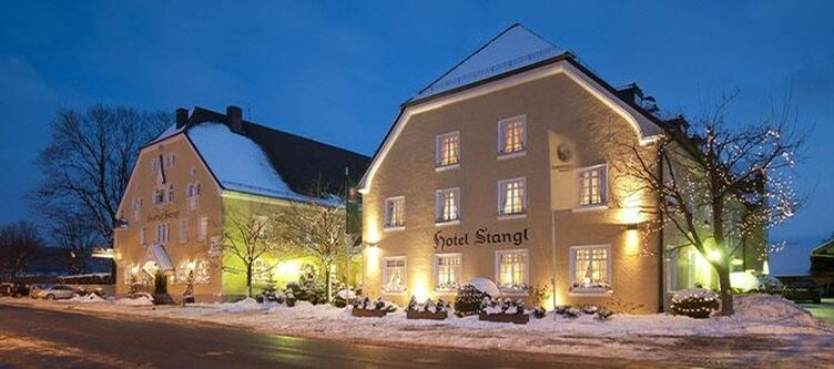 Stangl Hotel Winter