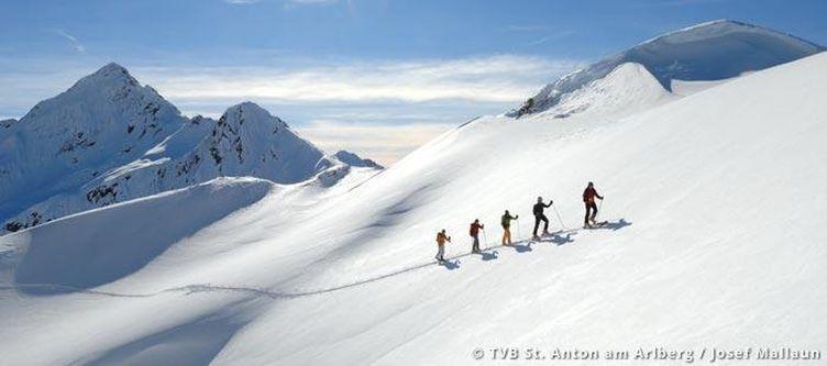 Stanton Winter Schneewandern2