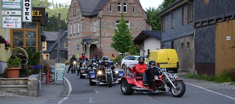 Steiger Motorrad