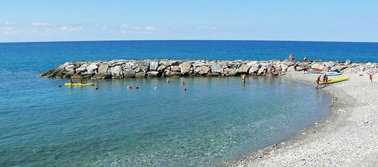 Stelle Strand Meer