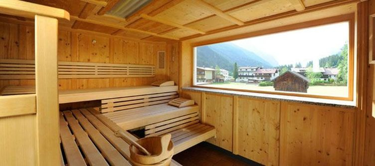 Stillebach Sauna