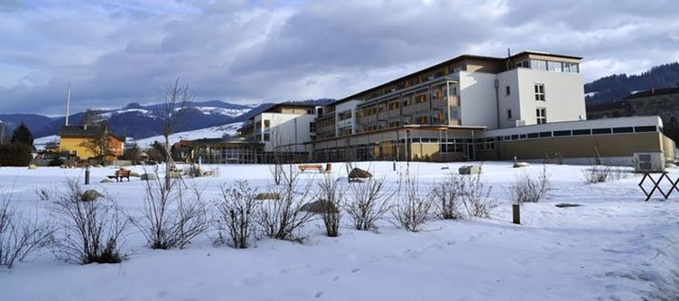 Stleonhard Hotel Winter