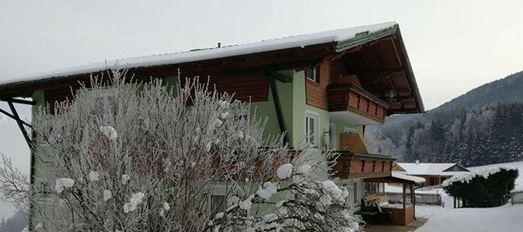 Stocker Hotel Winter