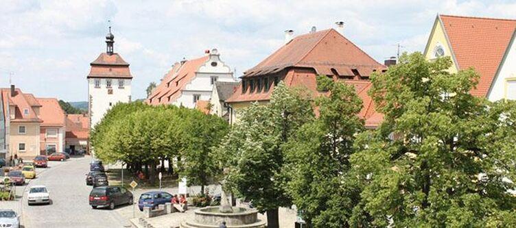 Storch Stadtplatz