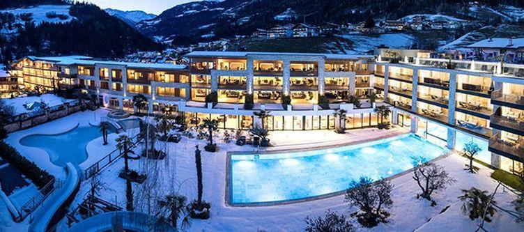 Stroblhof Hotel Winter