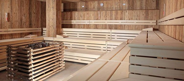 Stroblhof Wellness Sauna2