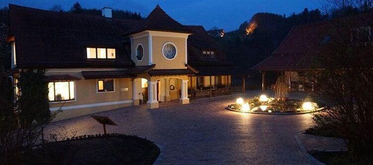 Tamanga Hotel Abend