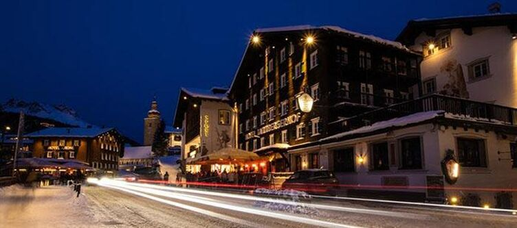 Tannbergerhof Hotel Winter2