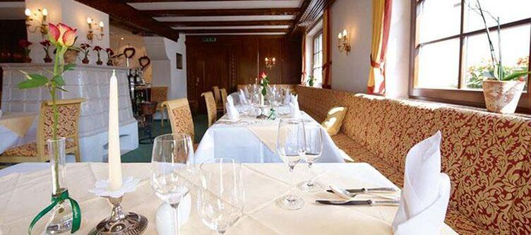 Tannbergerhof Restaurant Gedeck