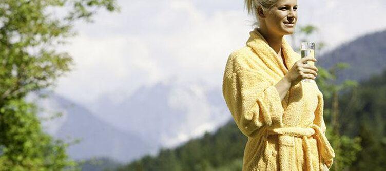 Tatzlwurm Wellness Aussen