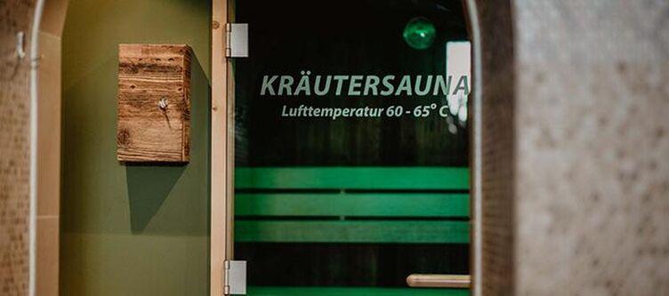 Tauernhex Wellness Sauna