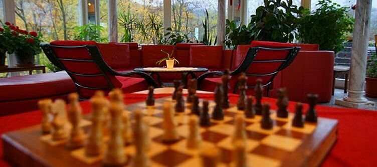 Tiptop Lounge Schach