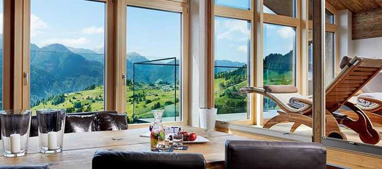 Tirol Wellness Ruheraum