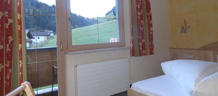 Tirol Zimmer Ausblick