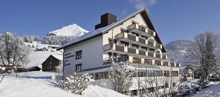 Toggenburg Hotel Winter2