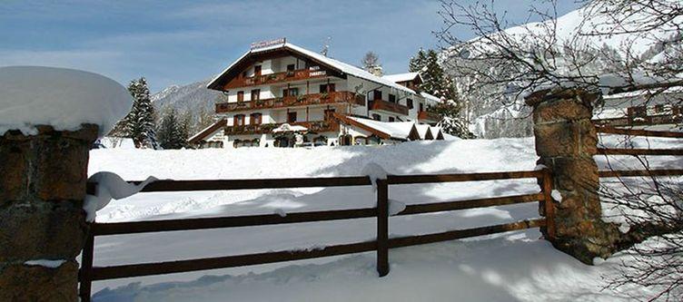Torretta Hotel Winter
