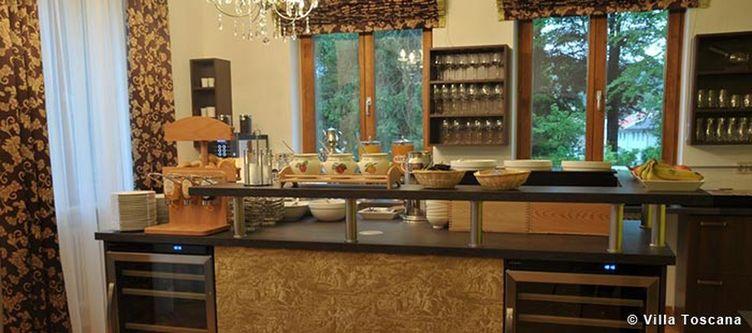 Toscana Buffet