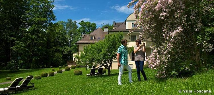 Toscana Garten