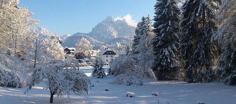 Toscana Garten Winter