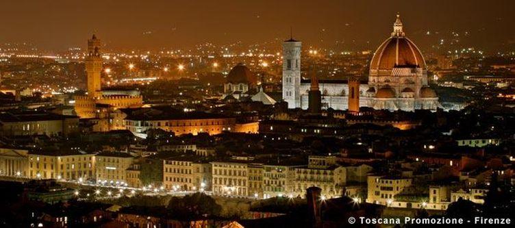 Toskana Firenze Nacht 1