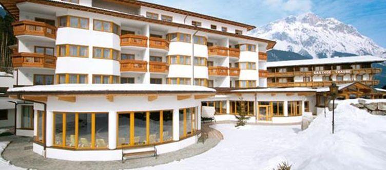 Traube Hotel Winter