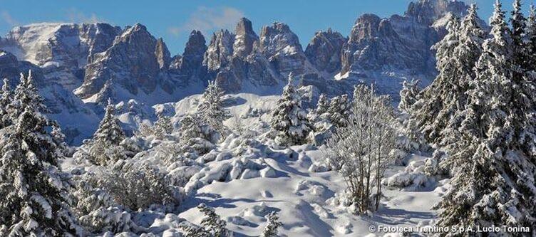 Trentino Berge Winter2 3