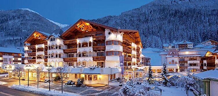 Trofana Haus Winter