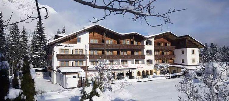Trofana Hotel Winter2